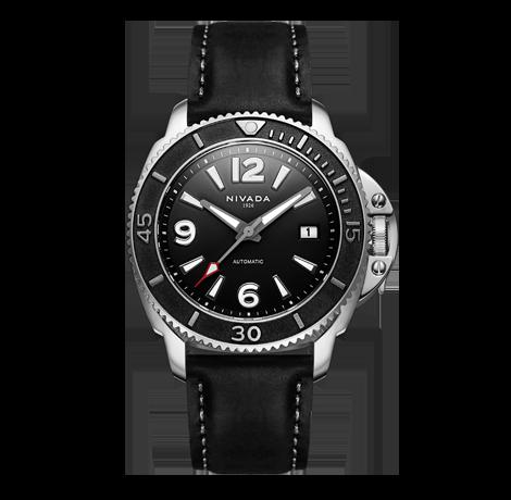 智达系列百米潜水-黑