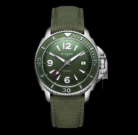 智达系列百米潜水-绿
